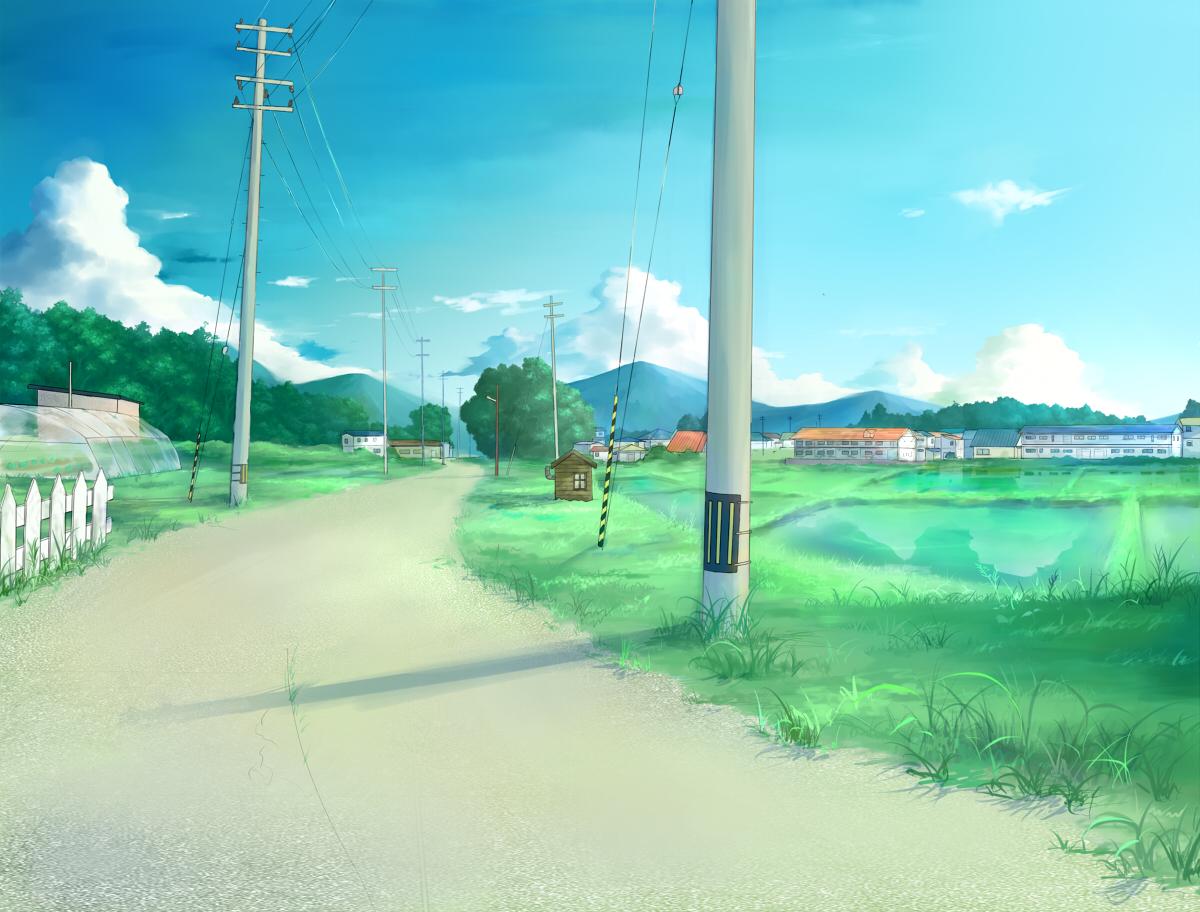 578】ヤツデ-お絵描きiradukai